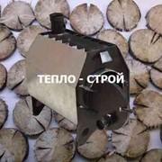 """Печь на дровах отопительные """"Эконом 3в1"""" фото"""
