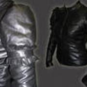 Пошив одежды из кожи фото