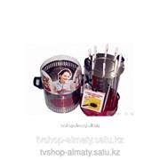 Шашлычница электрическая 8 шампуров berghoffer фото