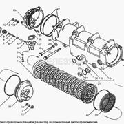 Радиаторы водомасляные ЯМЗ-850.10, 240 НМ2, 238,236 фото