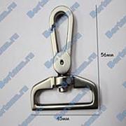 Карабин №37 метал. для сумок GM В097 сатин фото
