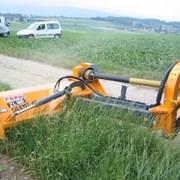 Косилка навесная смещаемая тракторная фото