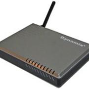 Шлюз Dynamix 3512 (Wi-Fi 802.11 b/g, 2 FXS, PSTN, 4* 10/100Base-T, WAN (router), Firewall ,SIP) фото