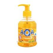 Жидкое мыло Aqa Baby для детей Янтарная лагуна 300 мл./11 фото