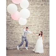 Большие воздушные шары фото