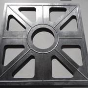Плитка напольная алюминиевая фото