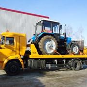 Эвакуатор для тракторов до 15 тонн фото