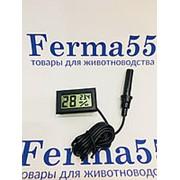 Цифровой гигрометр-термометр фото