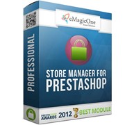 Store Manager for PrestaShop фото