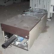 Пресс горизонтальный Schleicher 800 CSL, пресс б/у фото