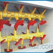 Полиуретановые скребки и лопасти бетоносмесителя фото