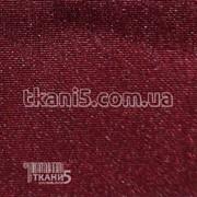Ткань Тафта подкладочная (бордовый) 3455 фото