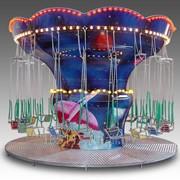 Детская цепная карусель Space Swing Code MX33-C фото