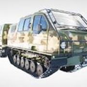Вездеход ГАЗ-3344 фото