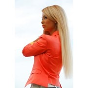 Наращивание волос от 40 см фото