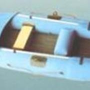 Лодки гребная и под мотор Айгуль-21АП фото