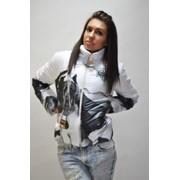 Куртка (полная копия монклер, со всеми бирками) za10109 фото