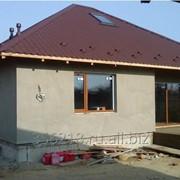 Строительство домов базовая (коробка) фото