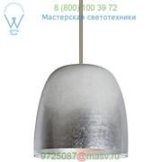Alina 12 LED Mini Pendant Light 1KZ-ALINA12GF-LED-BR Besa Lighting, подвесной светильник фото