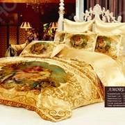 Комплект постельного белья «Аморе». 2-спальный фото