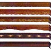 Карнизы деревянные фото
