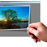 Печать цифровая полноцветная аэрографическая фото