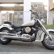 Мотоцикл чоппер No. B5838 Yamaha DRAGSTAR 400 CLASSIC фото
