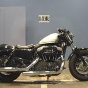 Мотоцикл Harley Davidson Sportster XL1200X фото