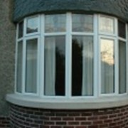 Установка оконных и дверных конструкций из ПВХ и алюминия фото