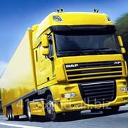 Автомобиль грузовой DAF gama XF фото