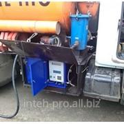Контроль выдачи топлива топливозаправщиками и АЗС В2 фото