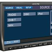 DVD-ресивер Alpine IVA-W520R фото