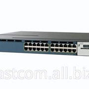 Коммутатор Cisco WS-C3560X-24P-S фото
