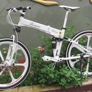 Велосипед Ferrari, 21 скорость. фото