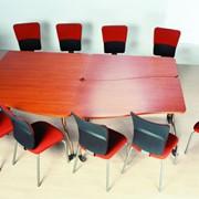 Столы для переговоров Тетрикс фото