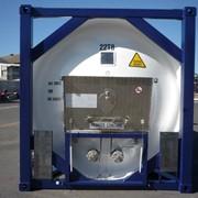 Танк контейнер T50 для СУГ перевозки сжиженного углеводородного газа. фото