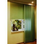 Жалюзи на окна алюминиевые, тканевые, деревянные. Изготовление. Доставка.Установка. фото