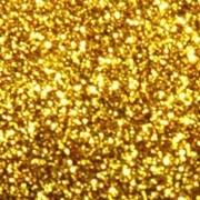 Глиттер - цвет золотой 100г фото