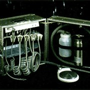 Портативная стоматологическая установка ASEPTICO фото