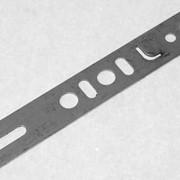Пластина анкерная неповоротная Rehau 165 мм (1,2 мм) фото