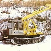Машина трелевочная бесчокерная ЛП-18К фото