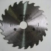Пильный диск Bergen 200х24Тх32мм фото