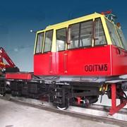 Мотовоз тяговый ТМб (бензиновый) фото