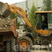 Вывоз   строительного мусора  13т фото