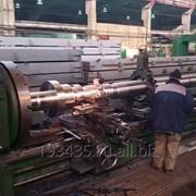 Токарные работы на токарно-винторезном станке Ø 1250 мм, длинна 6300 мм фото