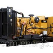 Генератор дизельный Caterpillar C15 (364 кВт) фото