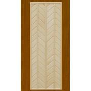 Дверь из липы для бани (сауны) 700*1800 фото