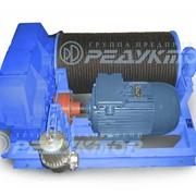 Лебедки тяговые электрические ЛМ-3,2 фото