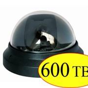 Камера видеонаблюдения купольная T-25CM фото