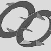 Опоры неподвижные щитовые – тип Т8 фото